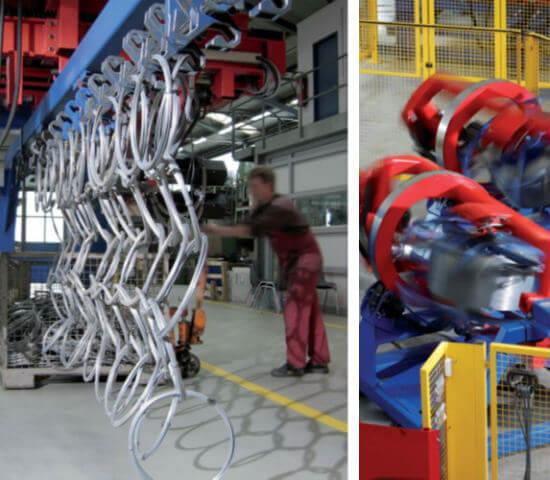 180 años de experiencia en la tecnología del cable de acero