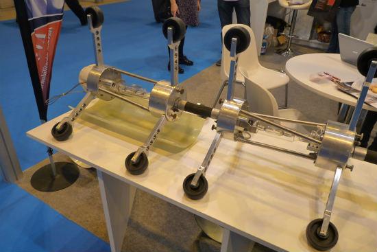 GSC presenta su nuevo sistema de rehabilitación de tuberías en SIGA 2017