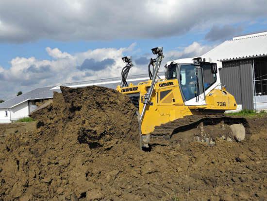 Liebherr presenta en SMOPYC sus equipos de movimiento de tierras y de manipulación de materiales