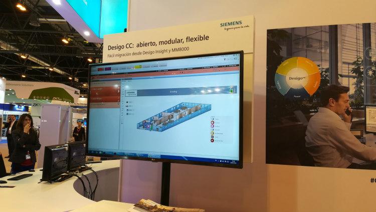 Seguridad Siemens para infraestructuras críticas en SICUR 2018