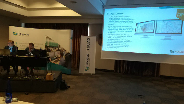 Novedades de Hexagon SI y Luciad en el HxGN LOCAL GEOSPATIAL DAY