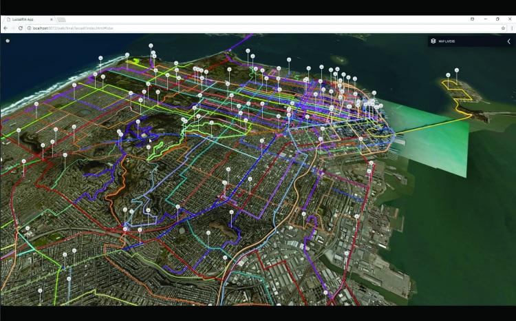 El último paso de la inteligencia de localización en tiempo real