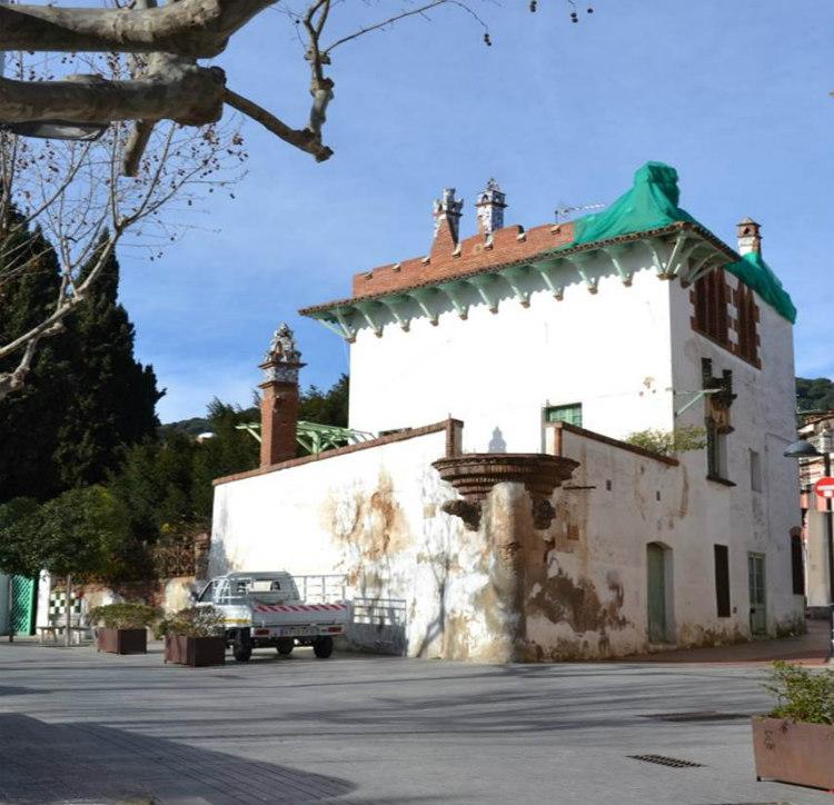 Referencia de Obra de Mapei: Casa Puig i Cadafalch en Argentona