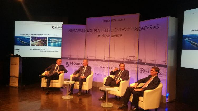 Jornada FIDEX y SEOPAN sobre infraestructuras pendientes y prioritarias