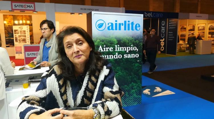 """Airlite: la """"depuración del aire en forma de pintura"""