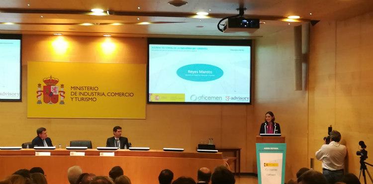 Presentación de la Agenda Sectorial de la Industria del Cemento
