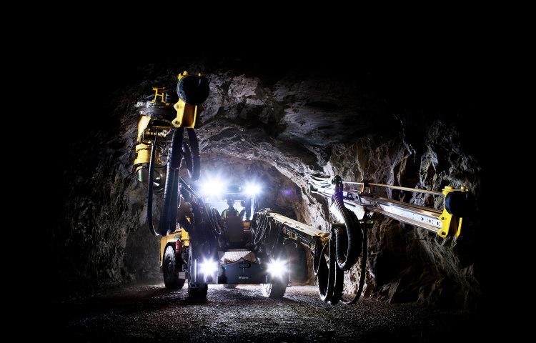 Epiroc lleva las últimas novedades en implementos y minería inteligente a bauma 2019