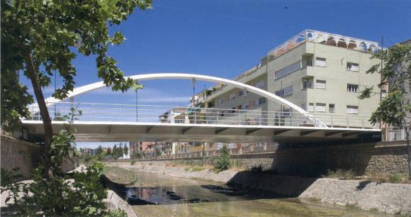 Puentes y pasarelas urbanas - 13