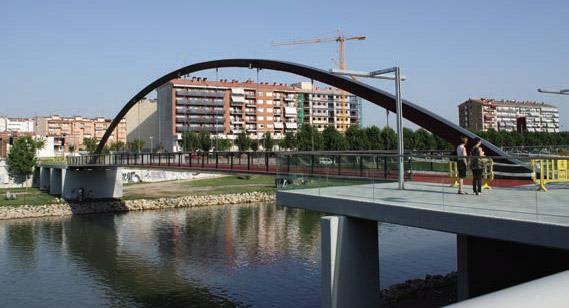 Puentes y pasarelas urbanas - 14
