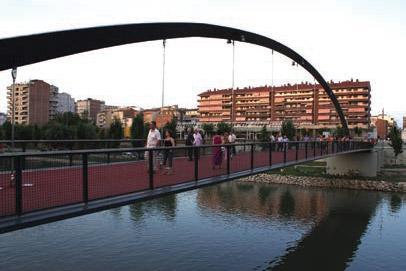 Puentes y pasarelas urbanas - 16
