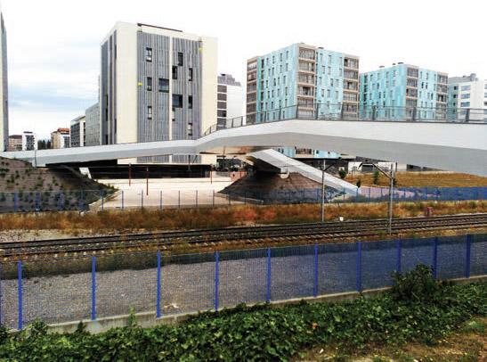 Puentes y pasarelas urbanas - 4