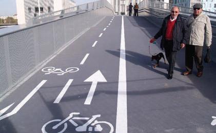Puentes y pasarelas urbanas - 6