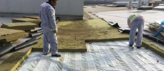 Impermeabilización de cubierta DECK en Mubea Iberia en Ágreda, Soria - 8