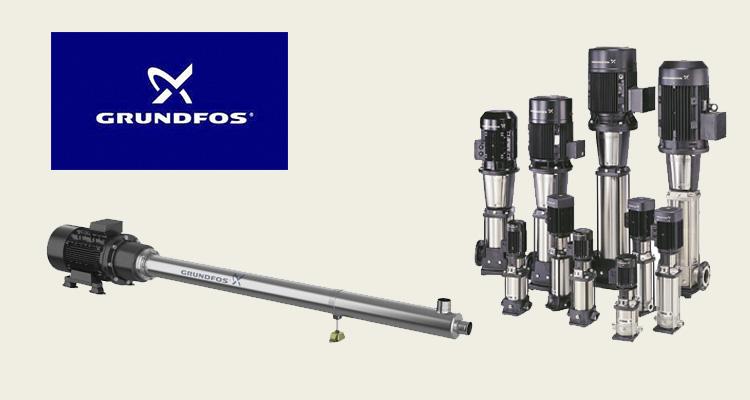Módulo ligero de alta presión para ultra-filtración Grundfos