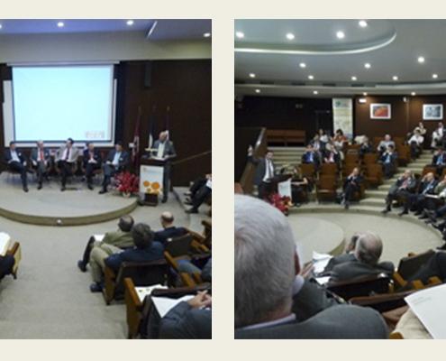 Seminario acerca del Futuro de la Industria Extractiva