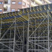 Encofrado DOKA - Metro de Bilbao