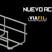 Portacables Viafill HR de Interflex