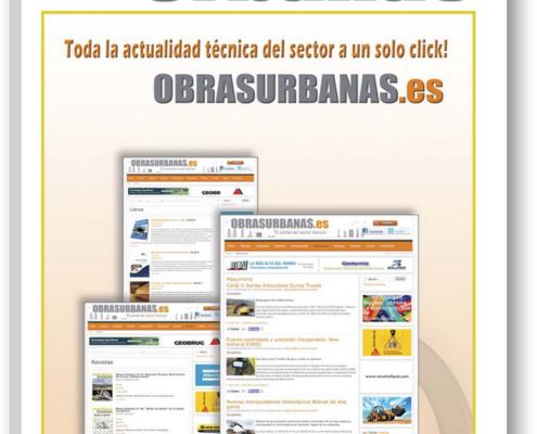 Revista Obras Urbanas Numero 42
