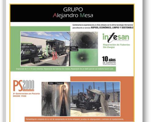 Revista Obras Urbanas Número 44