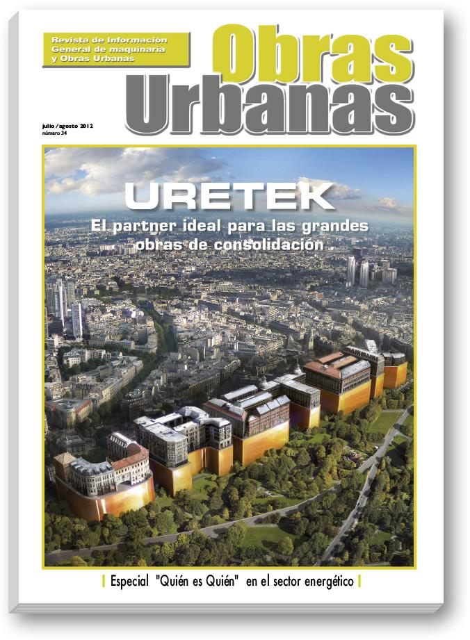 Revista Obras Urbanas número 34 - Quien es Quien