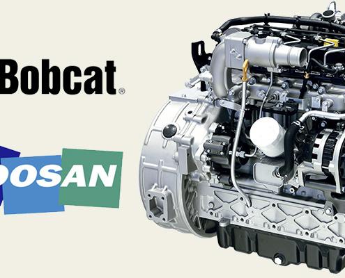 Bobcat - Doosan Engines