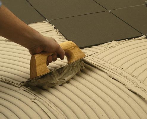 Crear una nueva norma UNE sobre colocación cerámica
