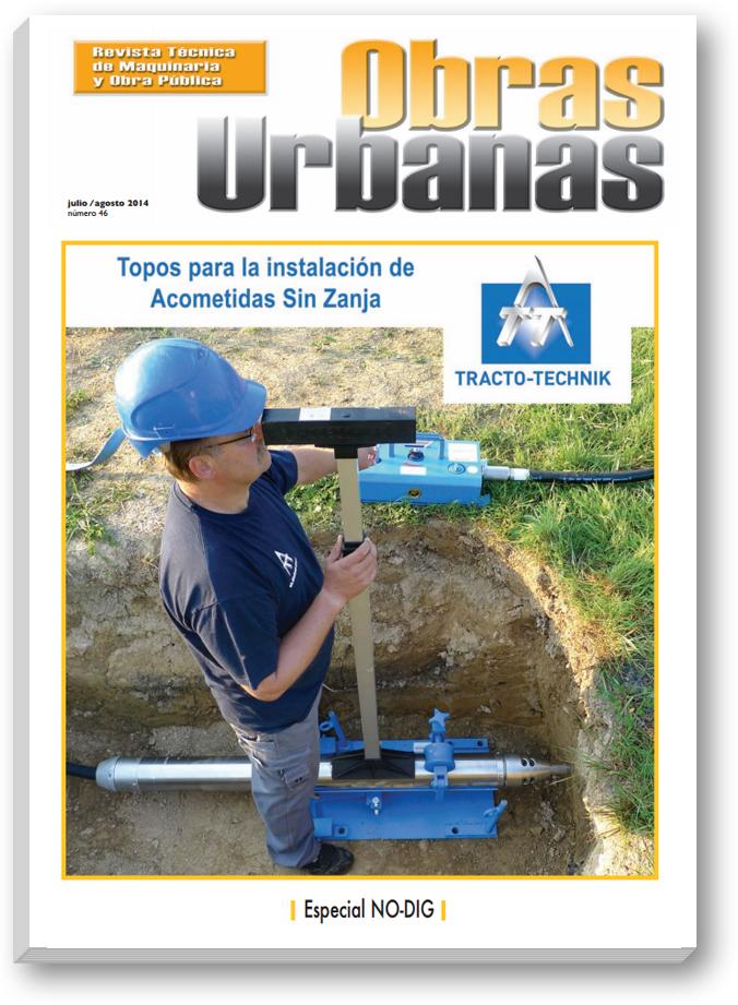 Revista Obras Urbanas número 46