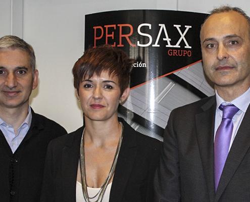 Somfy y Persax