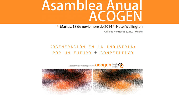 Asamblea Anual ACOGEN