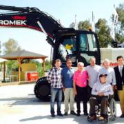 Hidromek HMK370 - Hermanos Robledo