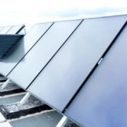 Instalación Solar Colectiva - Los Chapulines - Vaillant