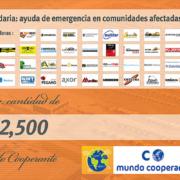 Subasta Solidaria - Ritchie Bros - Mundo Cooperante