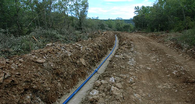 Suministro de agua para b rcabo - Tuberia para agua potable ...