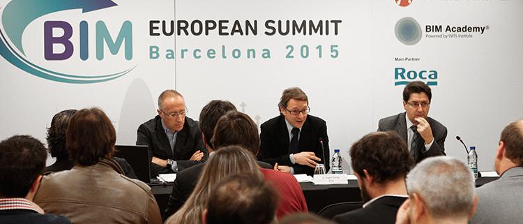 Presentación del 1st European BIM Summit