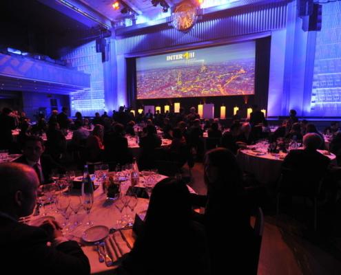 Gala de entrega de los premios Intermat 2015