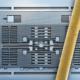 Sensor MEMS comparado con un cabello humano