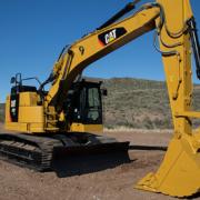 Excavadora CAT 335F L CR