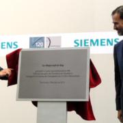 Inaguración Centro de I+D+i de Siemens