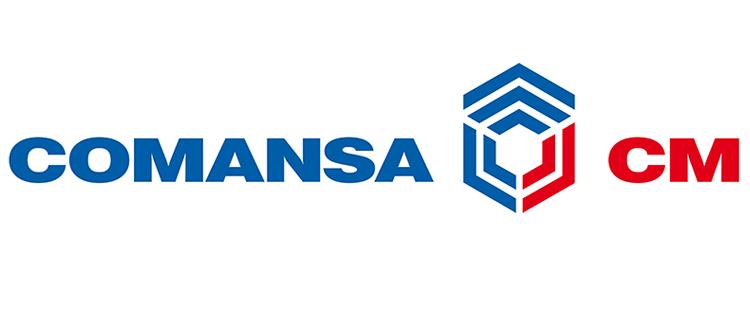 Nuevo logotipo de Comansa CM