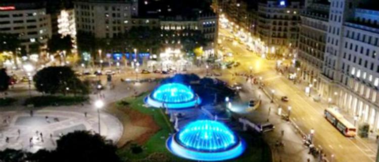 Fuentes Gemelas de Barcelona