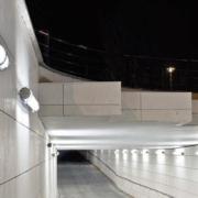 Iluminación en Tuneles