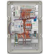 WAGO PFC200 para encriptar datos de la red eléctrica
