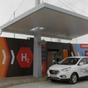 Estación de Hidrógeno en Sevilla