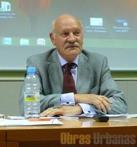 Elías García, Delegado Territorail COIMCE en León