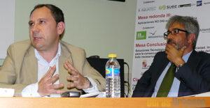 José Luis Perrino y Jesús Ángel Ruíz, Técnicos Municipales AYUNTAMIENTO DE AVILÉS