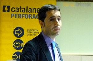 José María Rodríguez, Resp. Des. Neg. Inter. CATALANA DE PERFORACIONS
