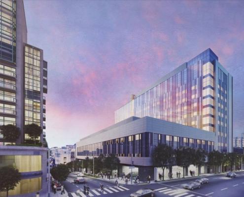 Hospital San Francisco Lean