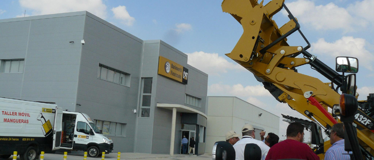 Barloworld Finanzauto inaugura en Sevilla (Dos Hermanas) las nuevas instalaciones de su Base Sur
