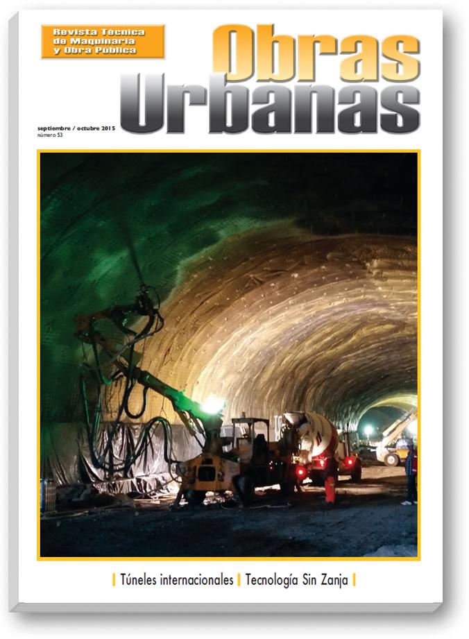Revista Obras Urbanas 53