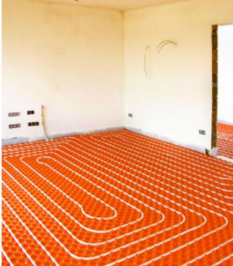 Eficiencia energética: geotermia, suelo radiante. Caso de éxito ...